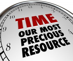 time is a wholesalers most precious resource